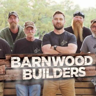 Barnwood Builders Seasons 4 and 5 DVD
