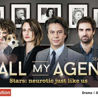 Call My Agent Season 2 DVD