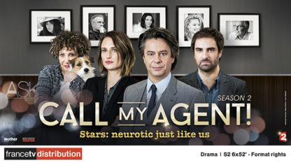 Call My Agent Season 2 DVD