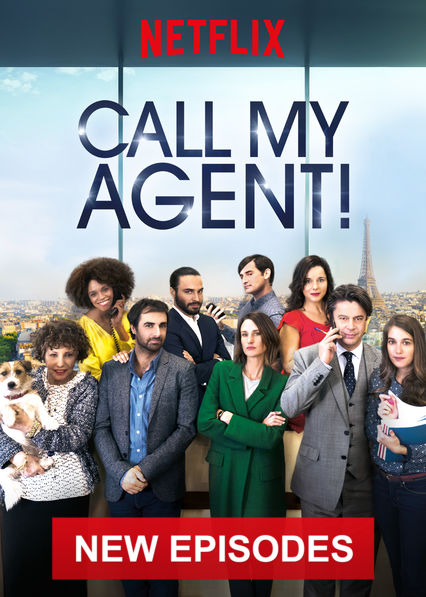 Call My Agent Season 3 (2018) French with English Subtitles