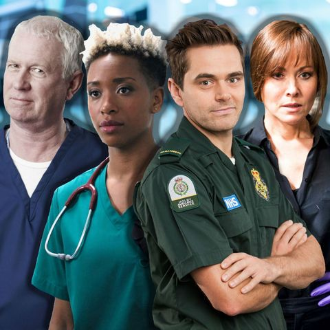 Casualty Complete Season 14 (2000) on DVD