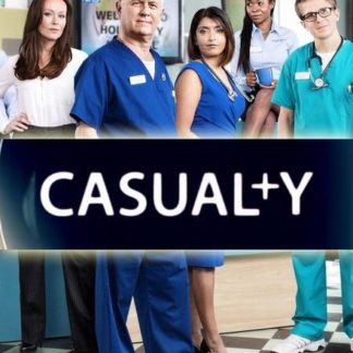 Casualty Season 15 DVD
