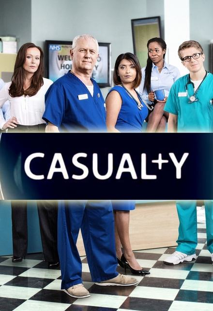 Casualty Season 15 (2001) Complete 36 Episodes