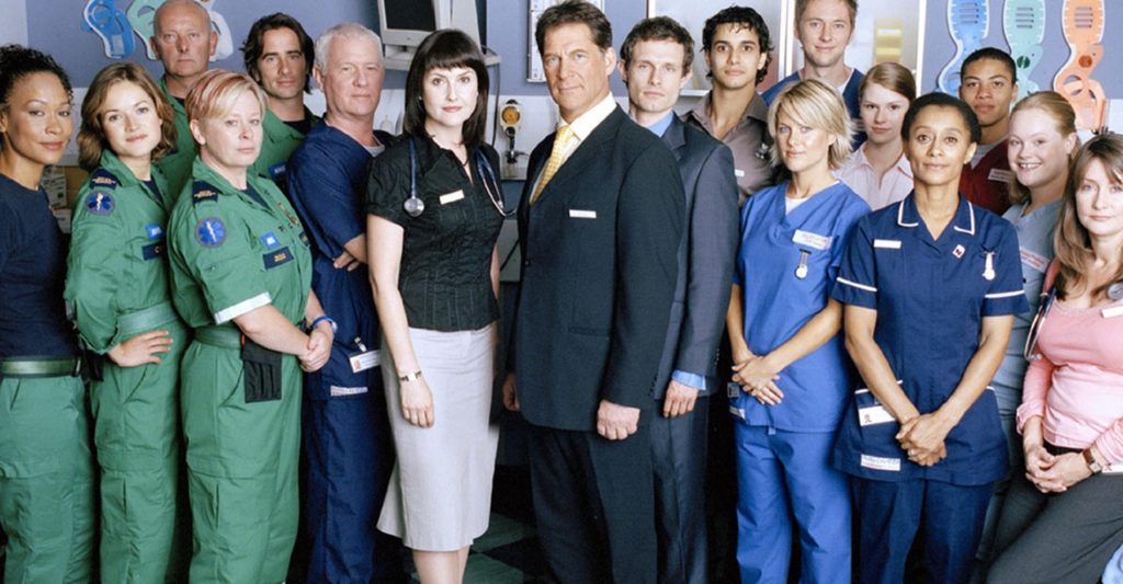 Casualty Season 20 (2006) Complete 47 Episodes on DVD