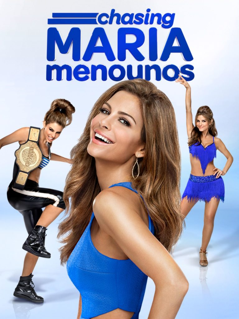 Chasing Maria Menounos Complete Series on DVD