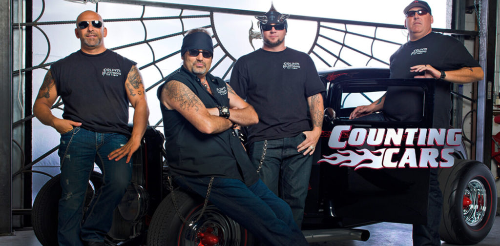 Counting Cars Season 6 Complete 24 Episodes on DVD