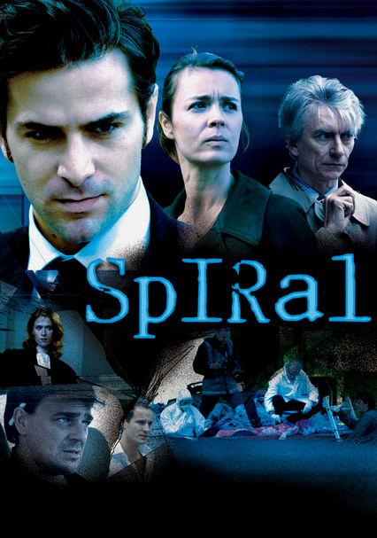 Engrenages (Spiral) Season 7 with English Subtitles on DVD