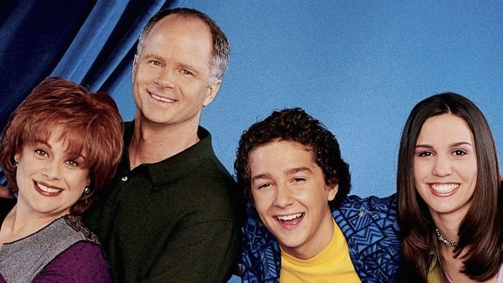 Even Stevens Seasons 1, 2 and 3 starring Shia LaBeouf on DVD