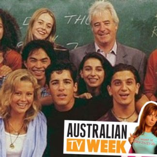 Heartbreak High Seasons 4-7