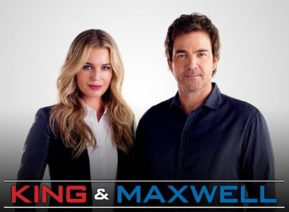 King & Maxwell DVD