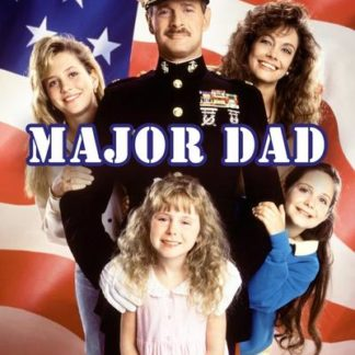 Major Dad on DVD