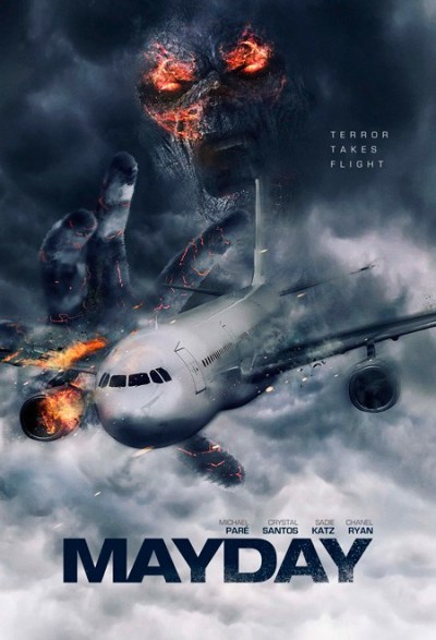 Mayday (2019) with Michael Paré, Crystal Santos on DVD