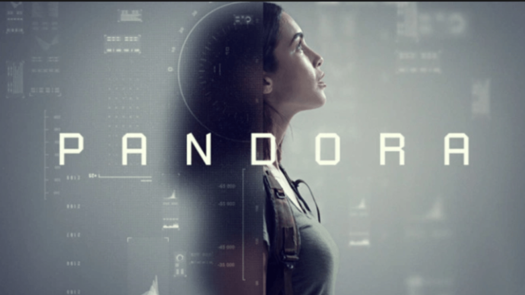 Pandora (2019) Season 1 starring Priscilla Quintana