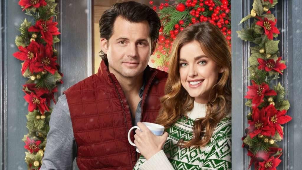 Small Town Christmas 2018 starring Ashley Newbrough on DVD