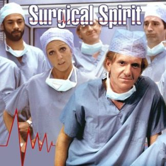 Surgical Spirit Complete on DVD