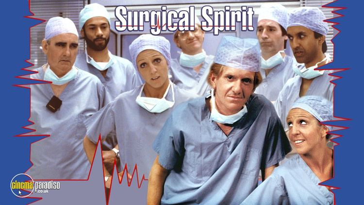 Surgical Spirit COMPLETE 7 Seasons with All 50 Episodes on DVD
