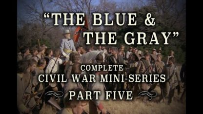 The Blue and the Gray 1982 DVD