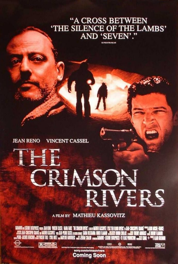 The Crimson Rivers (Les rivières pourpres) with English Subtitles