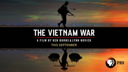 The Vietnam War 2017 DVD
