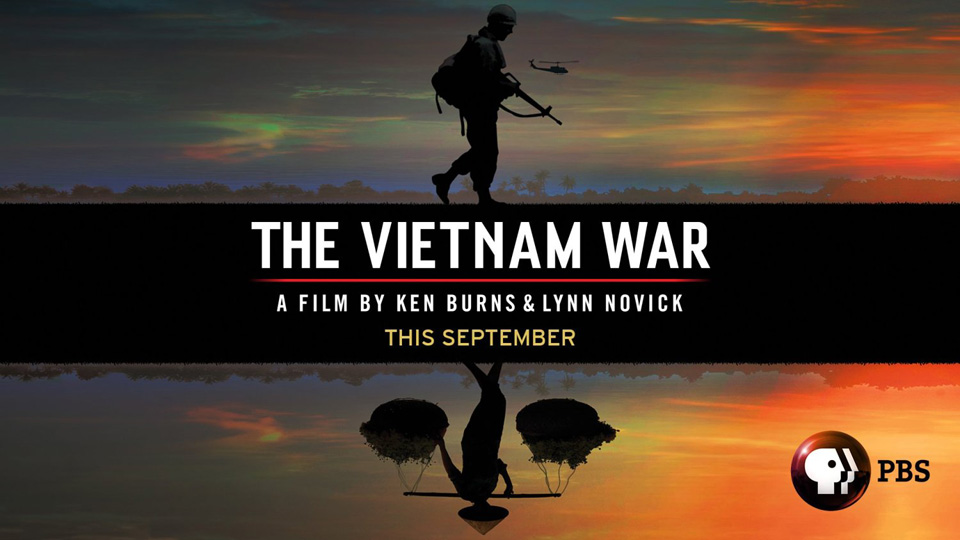The Vietnam War (Ken Burns) Documentary Series on DVD
