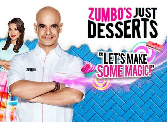 Zumbo's Just Desserts Season 1 Complete on DVD