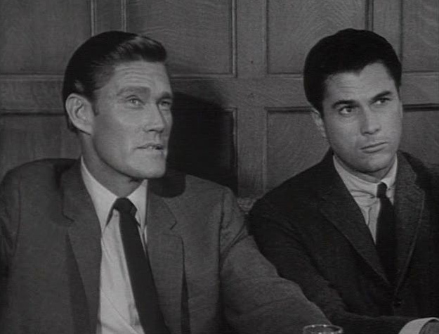 Arrest and Trial with Ben Gazzara, Chuck Connors All 30 Episodes