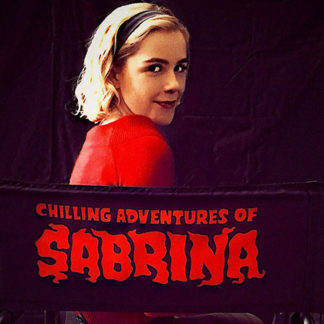 Chilling Adventures of Sabrina Season 1 DVD