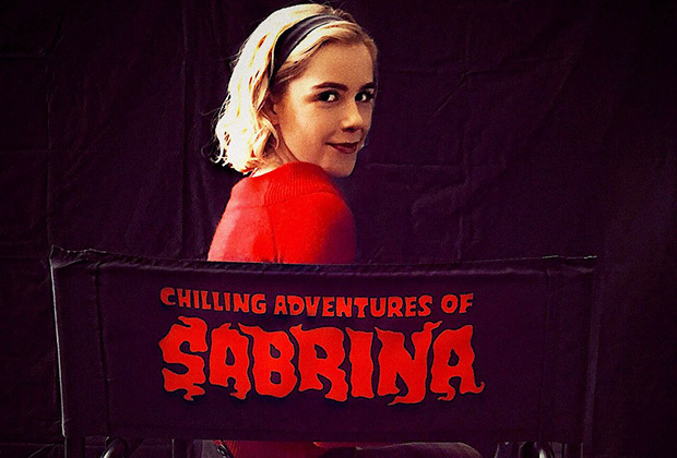 Chilling Adventures of Sabrina Complete Season 1 on DVD