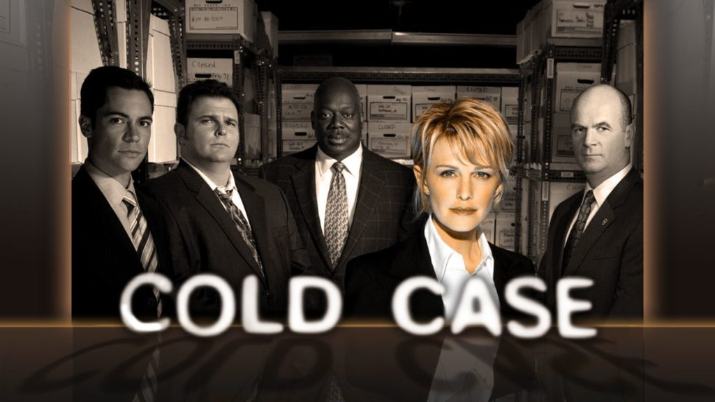 Cold Case Complete Seasons 1, 2, 3, 4, 5, 6 and 7 on DVD