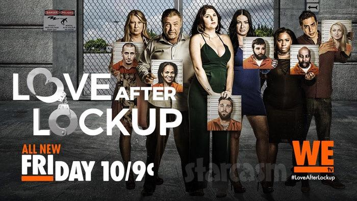 Love After Lockup Season 1 plus 5 Specials on DVD