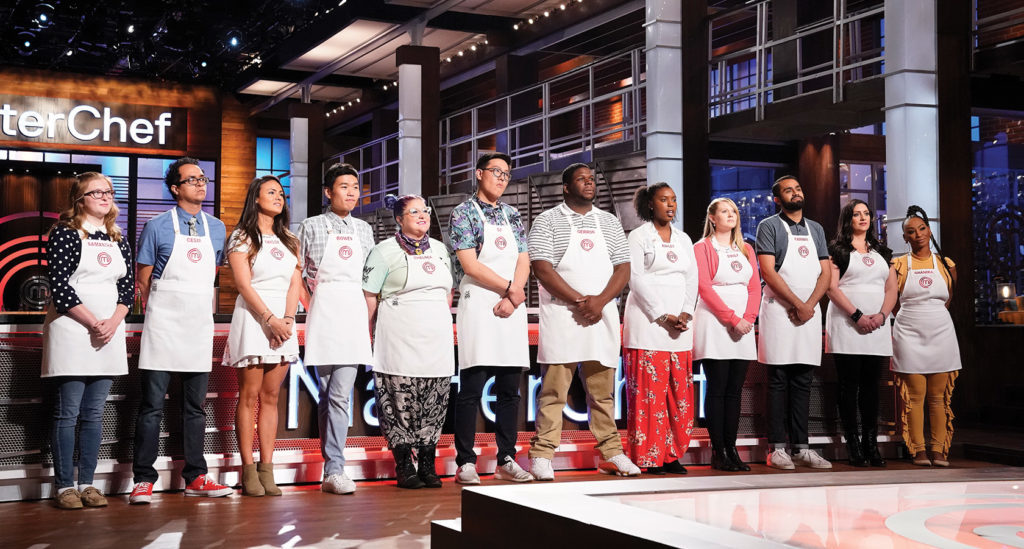 Masterchef USA Season 10 (2019) with Finale on DVD