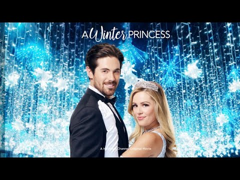 A Winter Princess with Natalie Hall (2019) on DVD