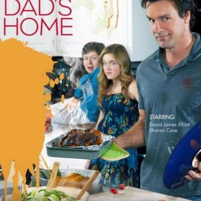 Dad's Home (2010) starring David James Elliott (DVD)