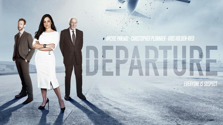 Departure (2019) Season 1 starring Archie Panjabi