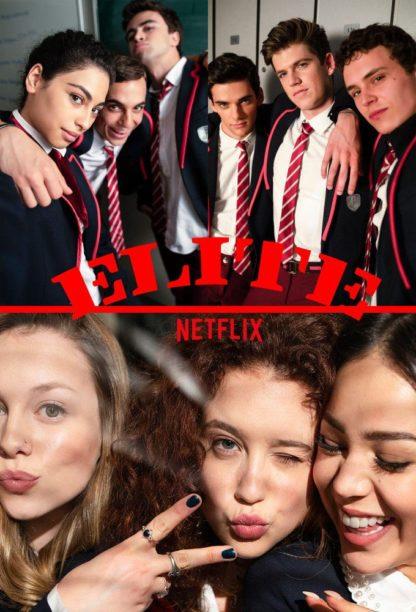 Elite Season 2 DVD
