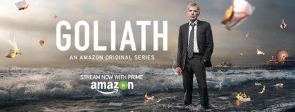 Goliath 2016 DVD
