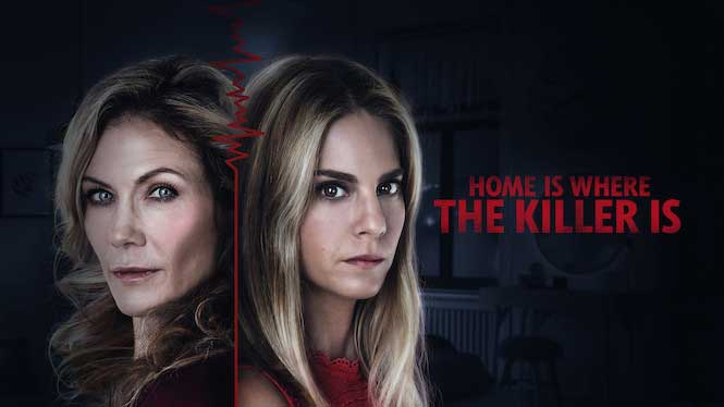 Home Is Where the Killer Is (2019) with Stacy Haiduk on DVD