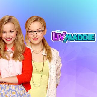 Liv and Maddie DVD
