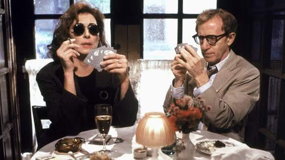 Manhattan Murder Mystery (1993) starring Woody Allen