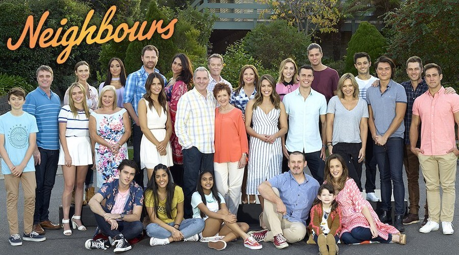 Neighbours (Australian Series) January-April 2019 Episodes on DVD