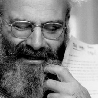 Oliver Sacks in Awakenings 1974
