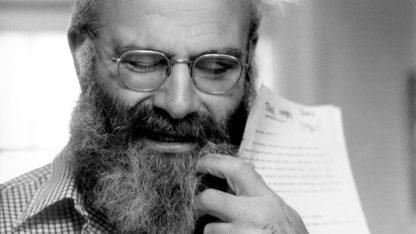 Oliver Sacks in Awakenings 1974