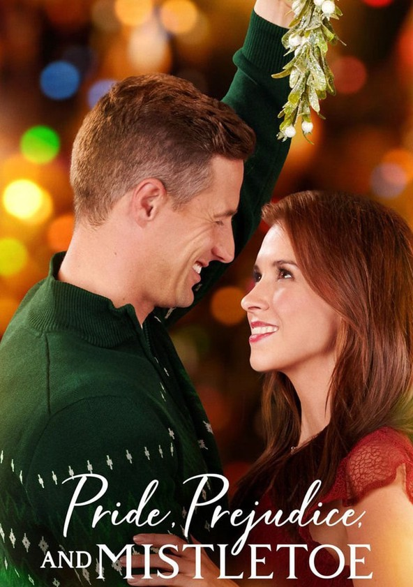 Pride, Prejudice and Mistletoe starring Lacey Chabert (2018) DVD