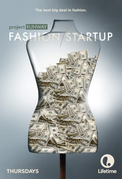 Project Runway Fashion Startup DVD