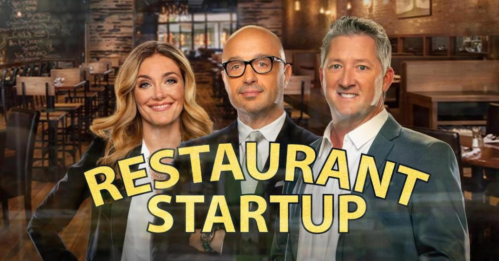 Restaurant Startup Seasons 1, 2 and 3 (Complete 3 Seasons) DVD