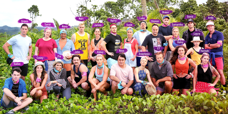 Survivor Australia Complete Season 4 (2017) with Final