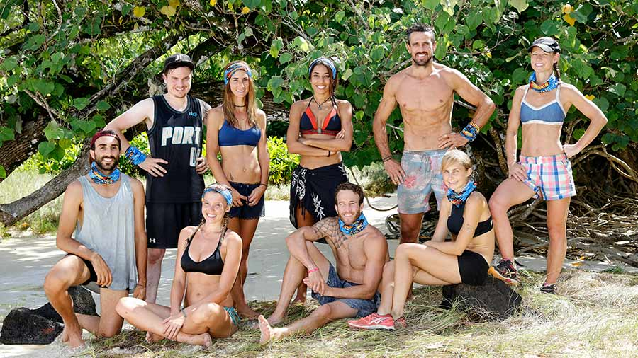 Survivor Australia Complete Season 3 (2016) on DVD