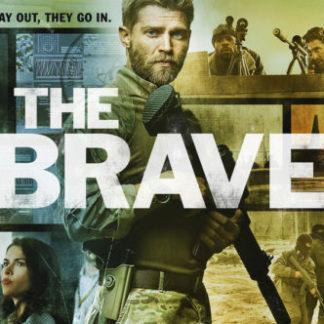 The Brave (2018) DVD