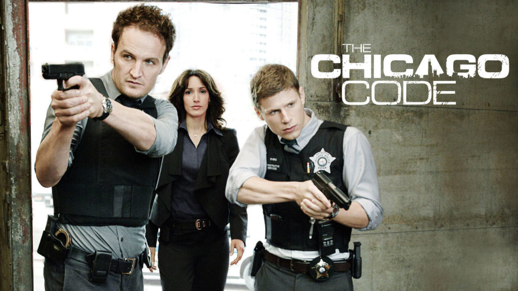 The Chicago Code (2011) starring Jason Clarke Complete Series