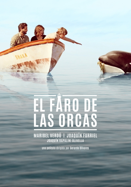 The Lighthouse of the Orcas (2016) with English Subtitles on DVD